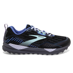 Brooks Cascadia GTX 15 Womens | Black/marlin/blue