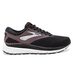 Brooks Addiction 14 Womens | Black/Hot Pink/Silver