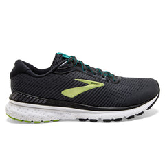 Brooks Adrenaline GTS 20 Mens | Black/Lime/BlueGrass