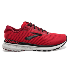 Brooks Adrenaline GTS 20 Mens | Red/black/grey