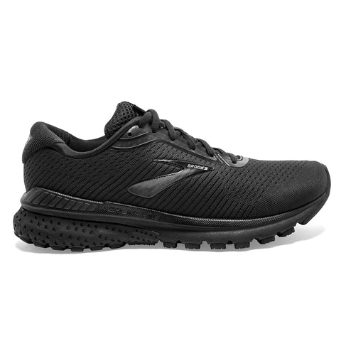 Brooks Adrenaline GTS 20 Womens | Black/Grey