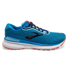 Brooks Adrenaline GTS 20 Womens | Blue/navy/coral