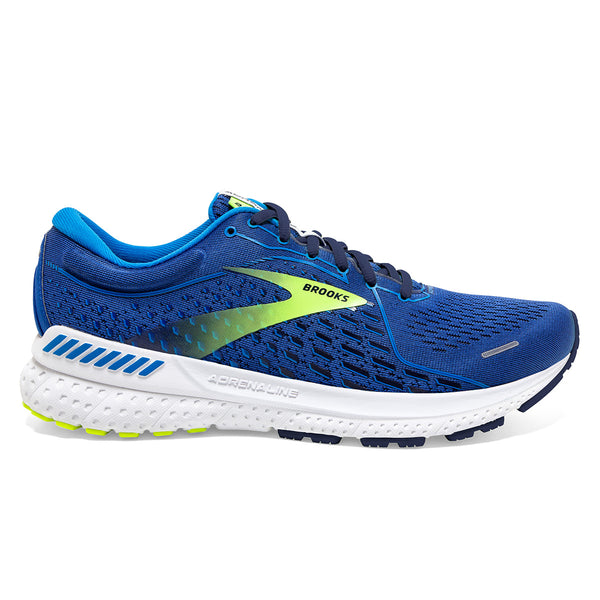 Brooks Adrenaline GTS 21 Mens | Blue/indigo/nightlife