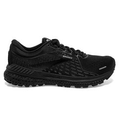 Brooks Adrenaline GTS 21 Womens | Black/black/ebony