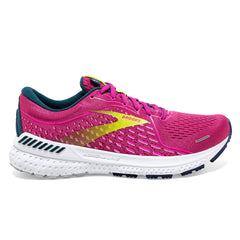 Brooks Adrenaline GTS 21 Womens | Raspberry/pink/sulphur
