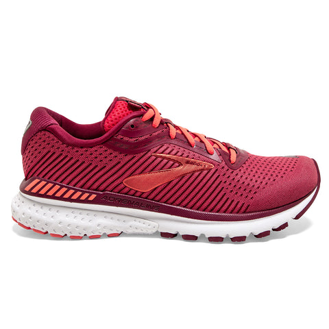 Brooks Adrenaline Gts 20 Womens | Rumba Red