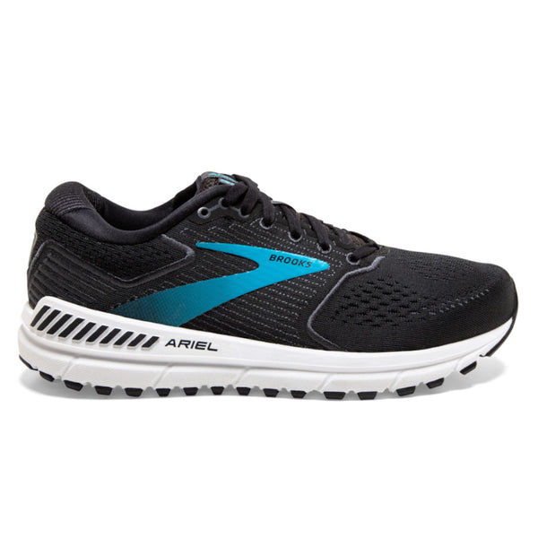 Brooks Ariel 20 Womens | Black/Ebony/Blue