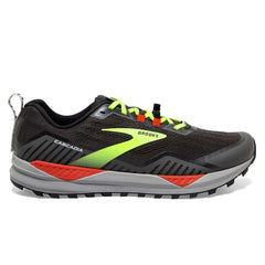 Brooks Cascadia 15 Mens | Black/raven/cherry Tomato