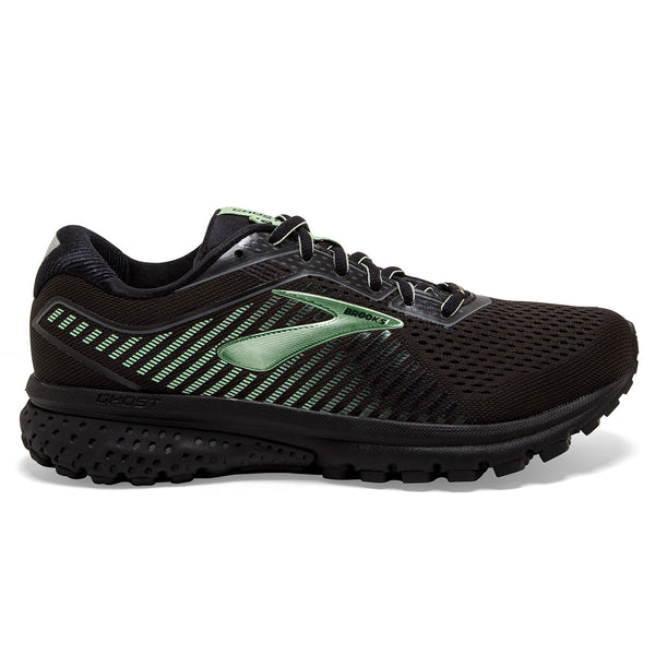 Brooks Ghost 12 GTX Womens | Black/ebony/blue