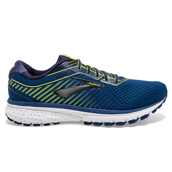 Brooks Ghost 12 Mens | Blue/Navy/Nightlife