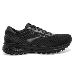 Brooks Ghost 12 Womens | Black/Grey