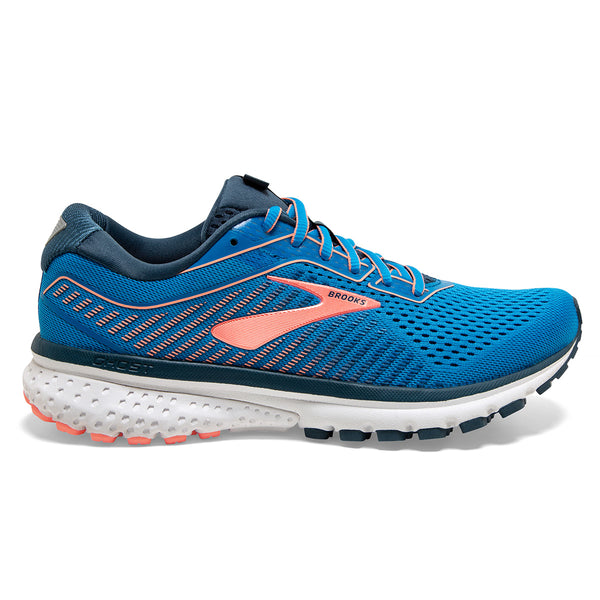 Brooks Ghost 12 Womens | Blue/Majolica/Desert