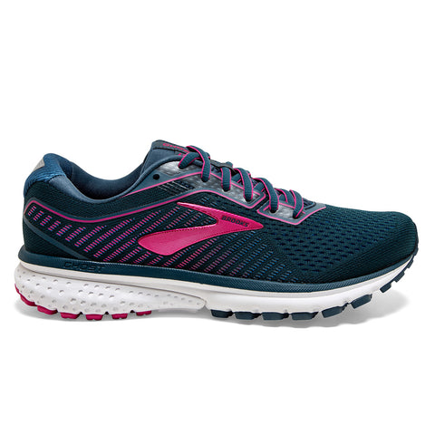 Brooks Ghost 12 Womens | Majolica/Blue/Beetroot