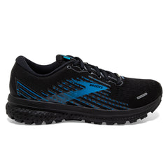 Brooks Ghost 13 GTX Mens | Black/grey/blue