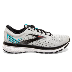 Brooks Ghost 13 Mens | Grey/black/capri