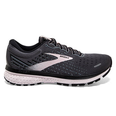 Brooks Ghost 13 Womens | Black/pearl/hushed Violet