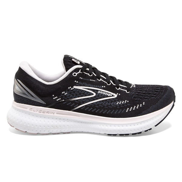 Brooks Glycerin 19 Womens | Black/ombre/primrose