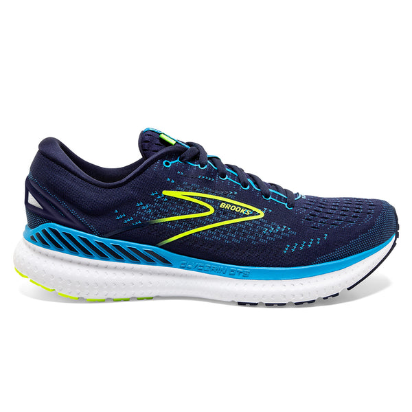 Brooks Glycerin GTS 19 Mens | Navy/blue/nightlife