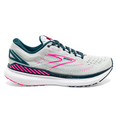 Brooks Glycerin GTS 19 Womens | Ice Flow/navy/pink