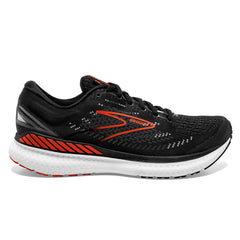 Brooks Glycerin GTS 19 Mens | Black/grey/red Clay