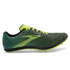 Brooks Mach 19 Mens | Black/Shoots/Blue Grass