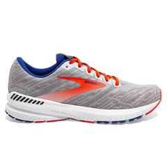 Brooks Ravenna 11 Mens | Grey/Cherry/Mazarine