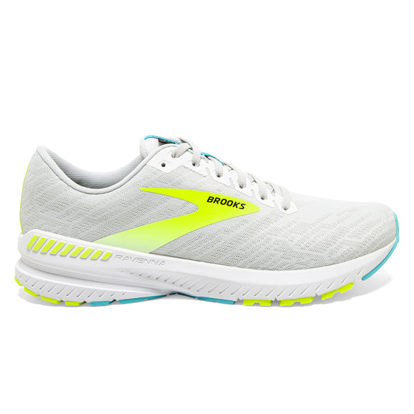 Brooks Ravenna 11 Mens | White/nightlife