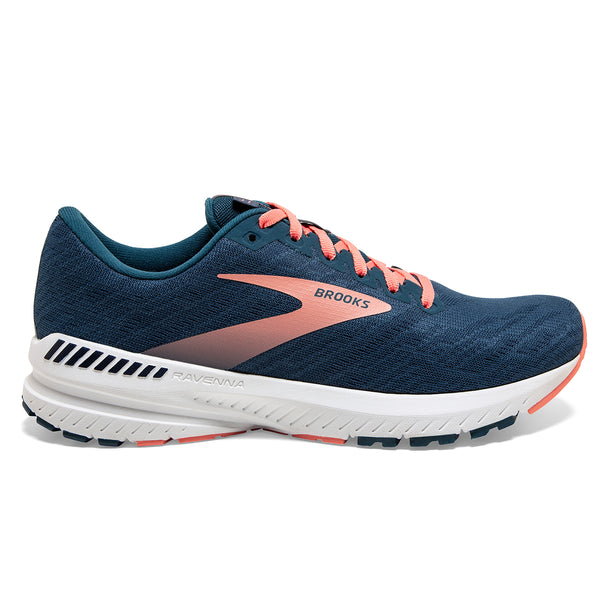 Brooks Ravenna 11 Womens | Majolica/Navy/Desert