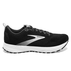 Brooks Revel 4 Womens | Black/oyster/silver