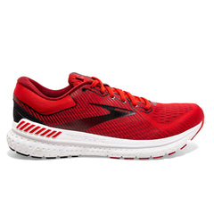 Brooks Transcend 7 Mens | Dahlia/orange/black