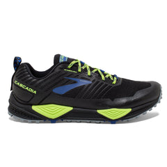 Brooks Cascadia 13 Mens | Black/Nightlife