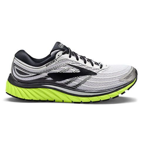 Brooks Glycerin 15 Mens | Silver/Black/Nightlife