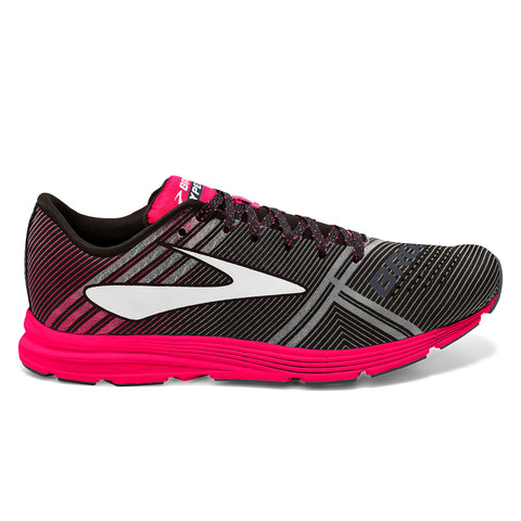 Brooks Hyperion Womens | Black/Divapink/Diamond