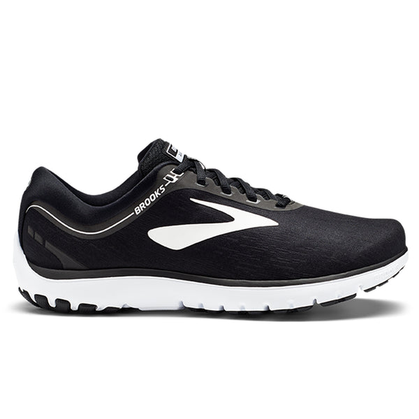 Brooks Pureflow 7 Mens | Black/White