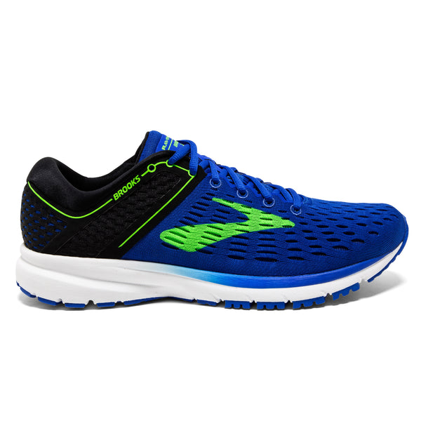 Brooks Ravenna 9 Mens | Blue/Green/Black