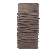 Buff Lightweight Merino Wool | Walnut Brown