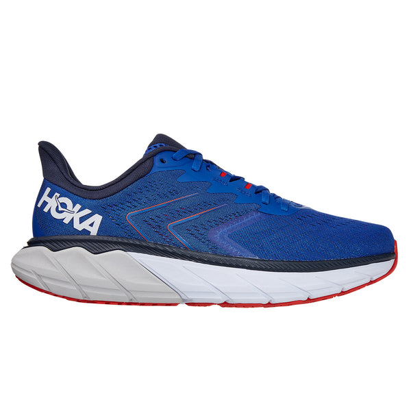 Hoka Arahi 5 Mens | Turkish Sea / White