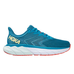 Hoka Arahi 5 Womens | Mosaic Blue/Luminary Green