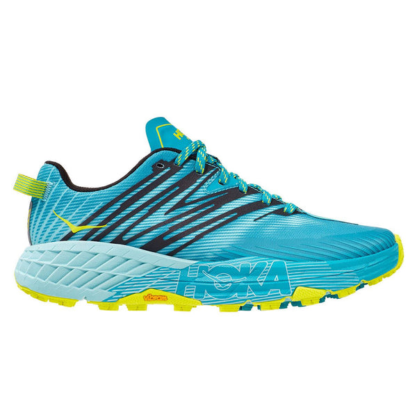 Hoka Speedgoat 4 Womens | Breeze/angel Blue