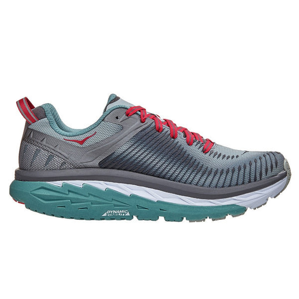 Hoka Arahi 2 Womens | Steel/Gray Metal
