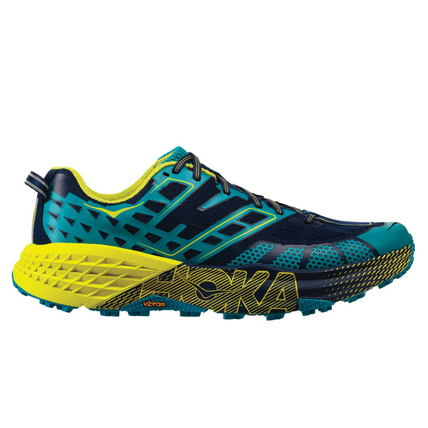 Hoka Speedgoat 2 Mens | Caribbean Sea/Blue Depths