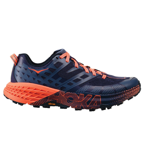 Hoka Speedgoat 2 Womens  | Marlin/Blue Ribbon