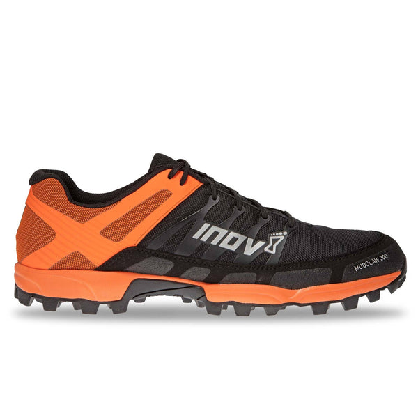 Inov8 Mudclaw 300 | Black/orange