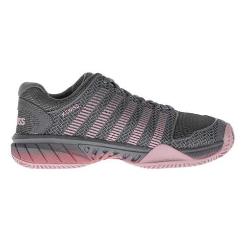 Kswiss Hypercourt Express HP Womens | Grey/pink