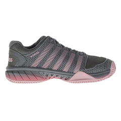 K-Swiss Hypercourt Express HP Womens | Grey/pink