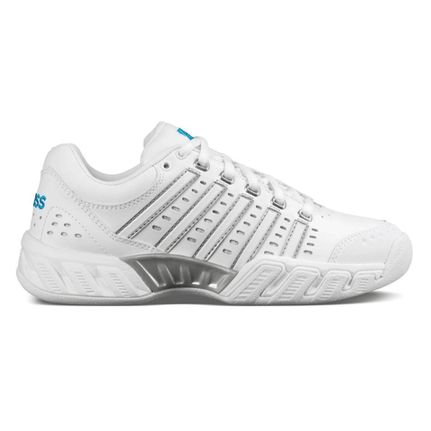 Kswiss Bigshot Light Ltr Carpet Womens | White/Blue