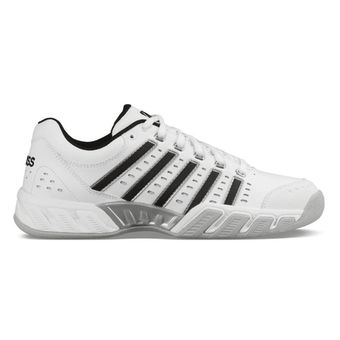 K-Swiss Bigshot Light Ltr Carpet Mens | White/Black