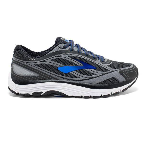 Brooks Dyad 9 Mens | Extra Wide | Asphalt/Electric Brooks Blue