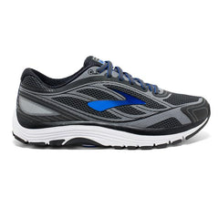 Brooks Dyad 9 Mens | Extra Wide | Asphalt/electric Brooks Blue/Black