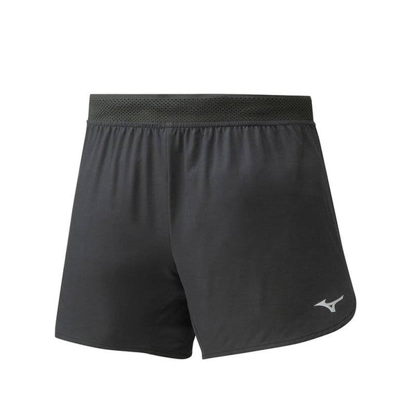 Mizuno Er 4.5 2in1 Short Womens | Black